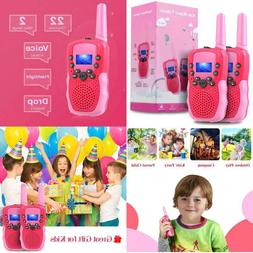 Outdoor Toys For Toddlers Age 3-5,Omway Kids Walkie Talkies