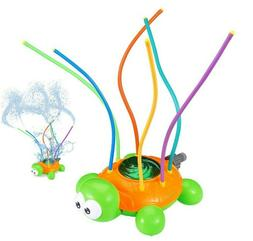 Outdoor Water Spray Sprinkler for Kids and Toddlers Backyard