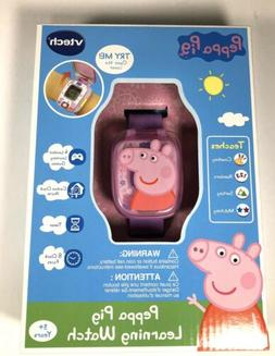 VTech Peppa Pig Learning Watch Ages 3+