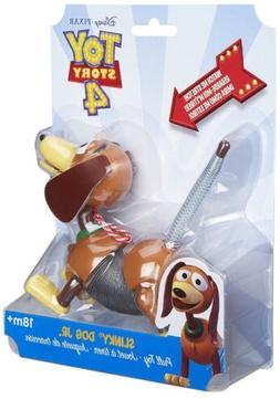 Disney Pixar Toy Story 4 Slinky Dog Jr Pull Toy