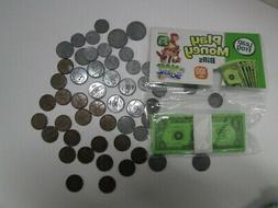 Leap Frog Play paper money & coins REPLACEMENTS