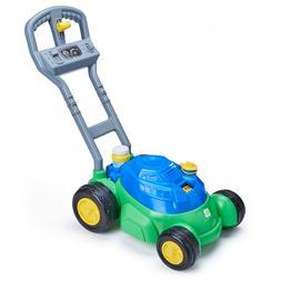 push n bubble pretend lawn mower kids