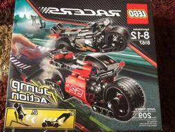 Lego Racers Jump RIders 8167 209 pc 8-12 yr NIB