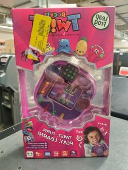 LeapFrog Rockit Twist Kids Handheld Learning Game System PUR