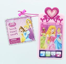 Disney Princess Royal Deluxe Toy Mobile Phone - Ariel, Auror