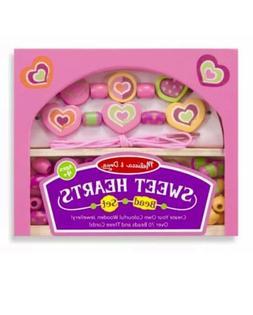 sealed new melissa and doug sweet hearts
