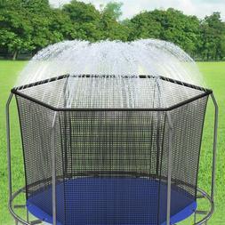 SHAWE Trampoline Sprinklers, Outdoor Trampoline Spray Water