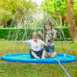 sprinkler for kids sprinkler splash mat outdoor