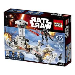 Lego Star Wars Hoth Attack 75138. New in a sealed box. Retir