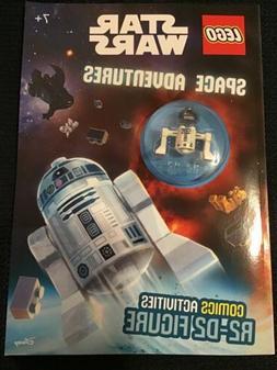 LEGO Star Wars Space Adventures *FUN* *BUSY* ACTIVITY Book R