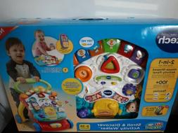 VTech Stroll and Discover Activity Walker Unisex Educational