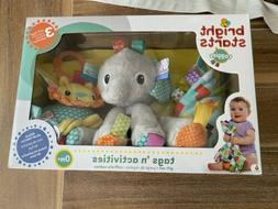 Bright Starts Taggies Tags 'n Activities Baby Kids Toy Ele