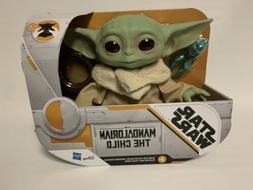 """The Child Baby Yoda Talking Plush Toy Hasbro 7.5"""" Star Wars"""