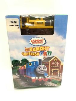 Thomas & Friends - Thomas And The Toy Workshop - DVD With Du