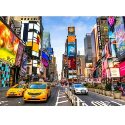 Times Square 1000 Pieces Jigsaw Puzzles Adults Kids Learning