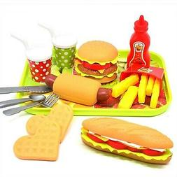toddler girls toys play food pretend set