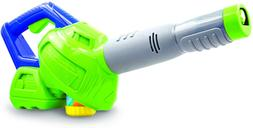 Maxx Bubbles Toy Bubble Leaf Blower with Refill Solution –