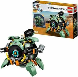 Toy For Girls and Boys Aged 9+LEGO Overwatch Wrecking Ball B