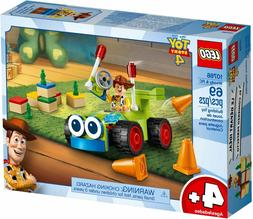 LEGO Toy Story 4 Woody & RC Set 10766, Ages 4+