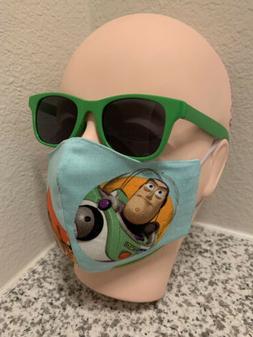 Toy Story Woody Handmade Mask Boys, Girls Kids ThreeLayers 1