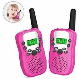 toys 5 8 year old girls walkie