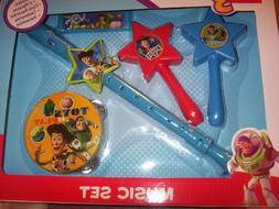 Toys Boys Kids Birthday Gifts Music Set 5-pc Set Ages 3+ Dis