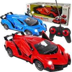 Toys for Boys Age 4 5 6 7 8 9 10 11 Year Old Kids RC Race Ca