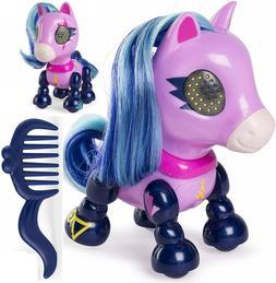 TOYS FOR GIRLS Kids Children Robot Lights Sound Pony Gift fo