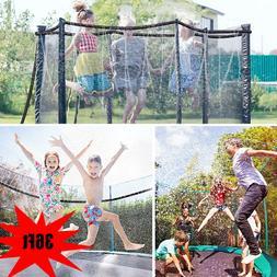 Trampoline Waterpark Sprinkler For Kids Outdoor Kids Water S