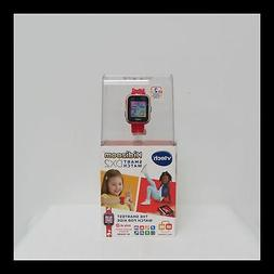 vtech children s smartwatch dx2 kidizoom red
