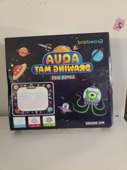 Growsland Water Drawing Mat Kids Toys Aqua Magic Doodle Mat