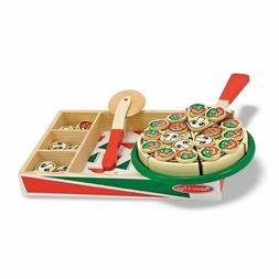 Wooden Pizza Party Set